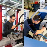 """""""Working with your head and your hands"""" – Apprenticeship at the AIP"""