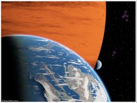 Life possible on extrasolar moons