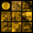 First images of the Sun from Solar Orbiter