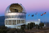 With 35,000 eyes in the sky: world's largest fibre spectrograph completed